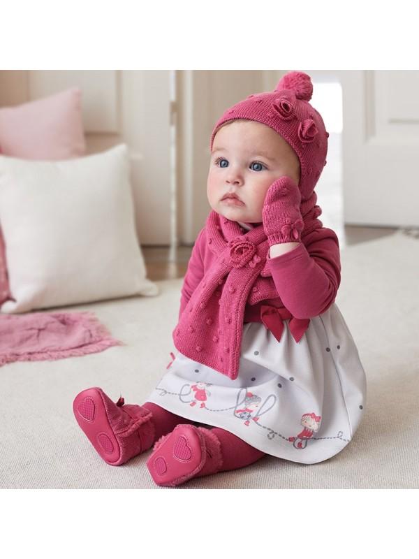 Rochie bolero bebe fetita