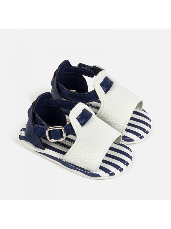 Sandale bebe baiat nou-nascut