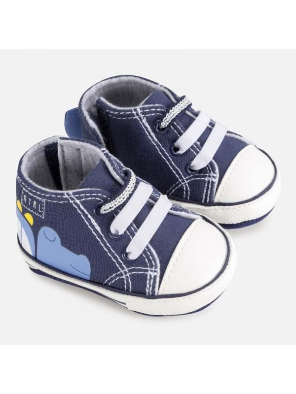 Pantofi sport de bebe baiat nou-nascut
