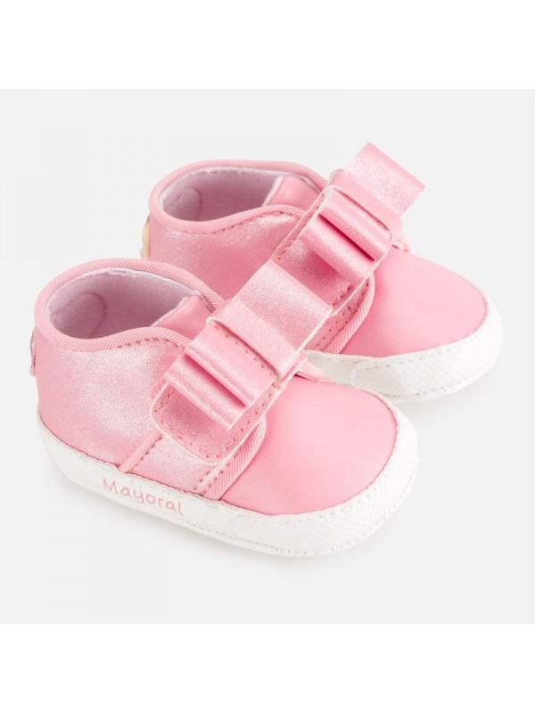 Pantofi fundita bebe fetita nou-nascuta
