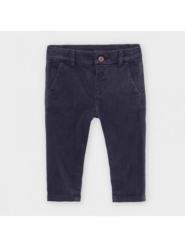 Pantaloni lungi chino basic bebe baiat