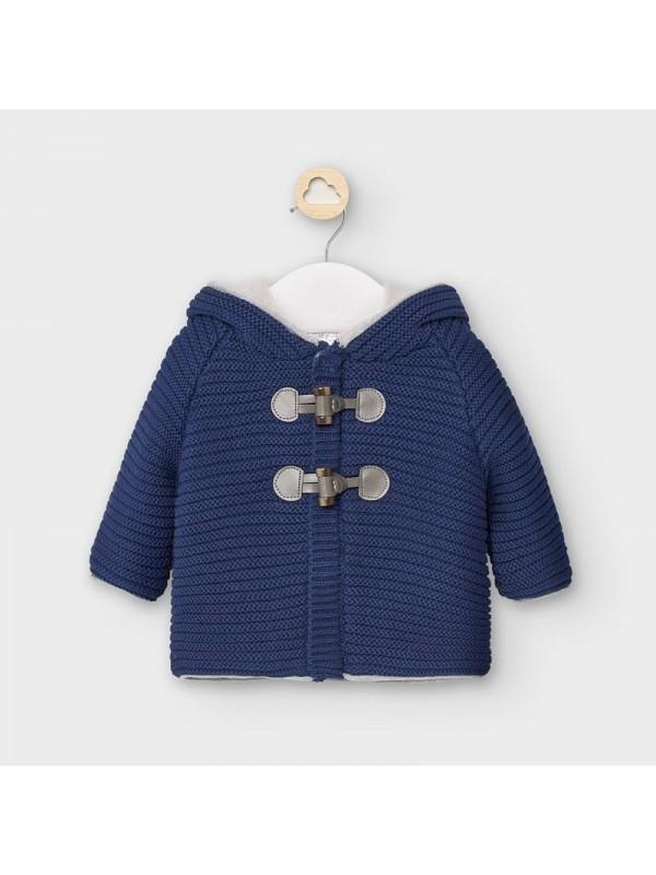 Jacheta tricotata nou-nascut