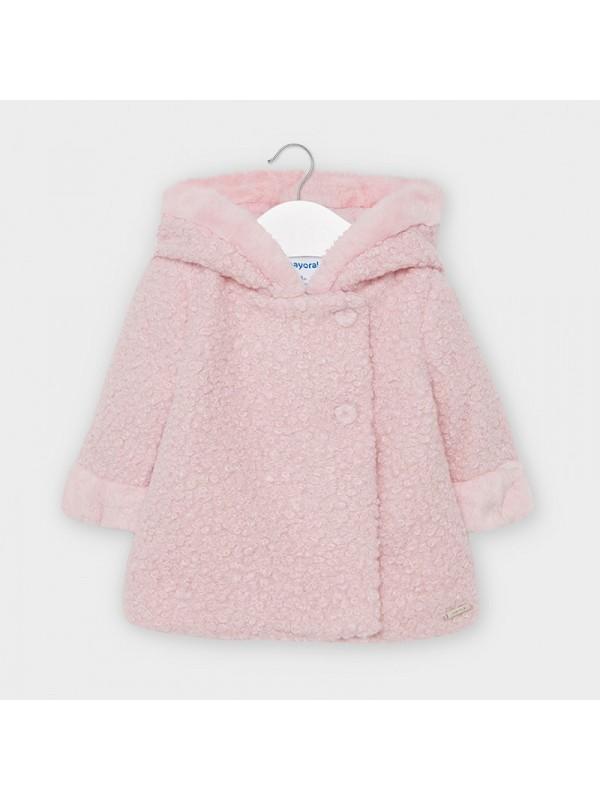 Palton incretit bebe fetita