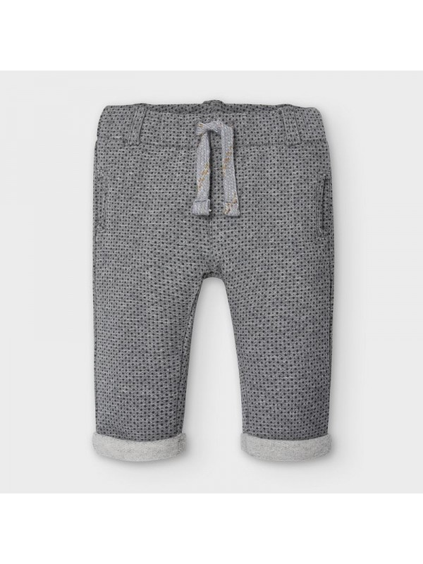 Pantaloni plus fantasía nou-nascut baiat