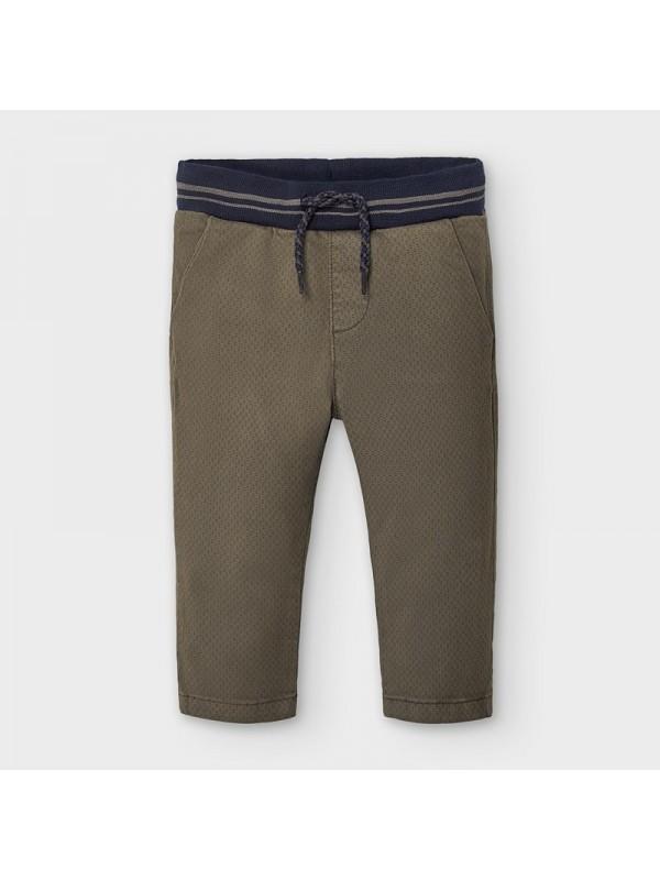 Pantaloni lungi chino bebe baiat