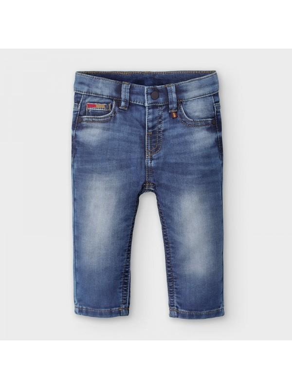 Pantaloni lungi blug bebe baiat