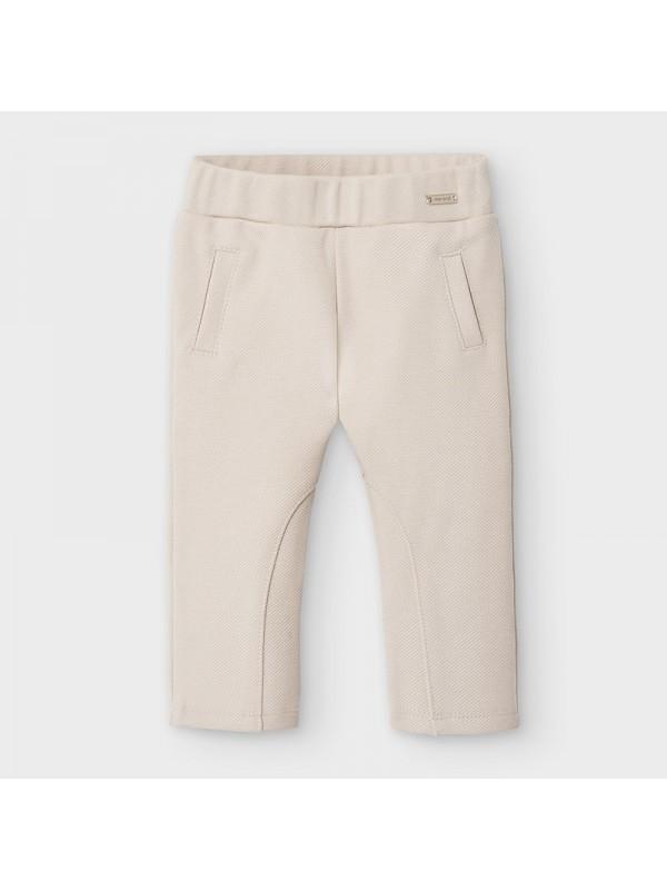 Pantaloni lungi bebe fetita