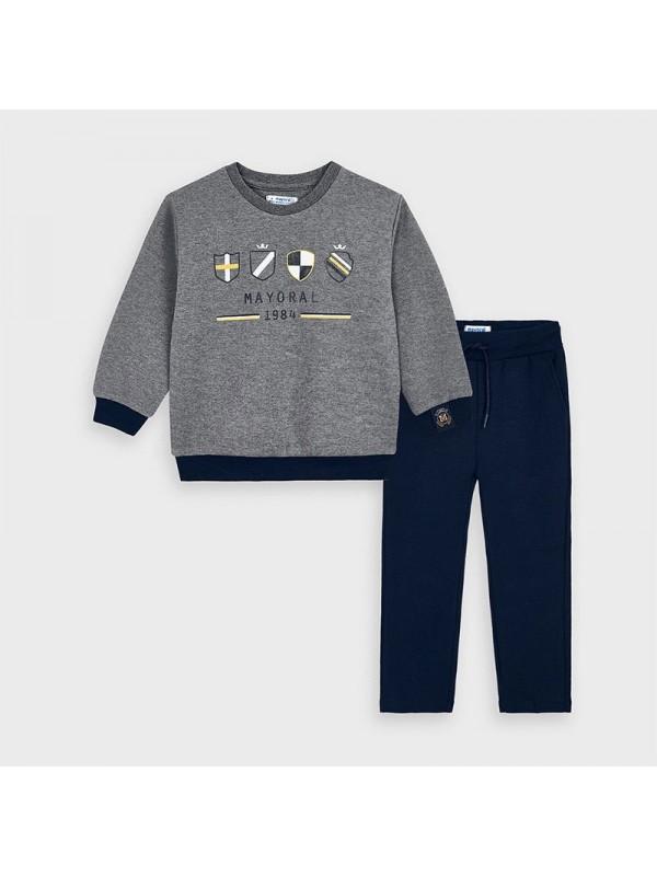 Set pantaloni bluza baiat