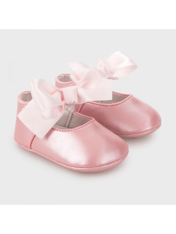 Pantofi fundita ceremonie new born fata