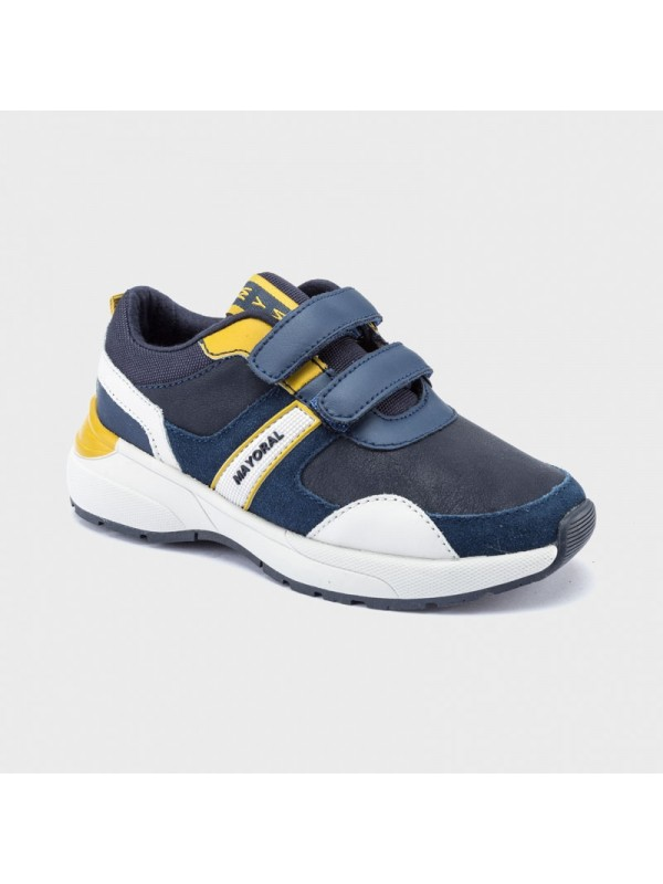 Pantofi sport contraste baiat
