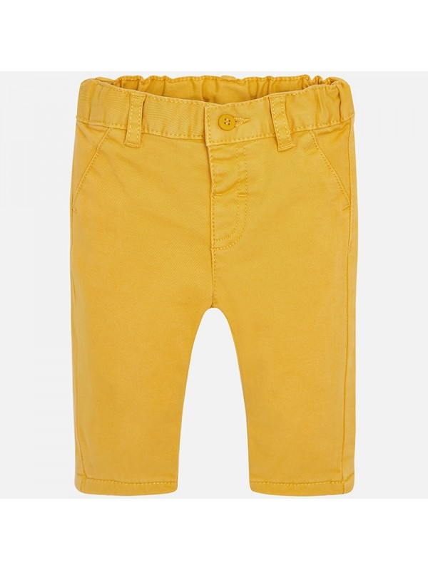 Pantaloni chino bebe baiat