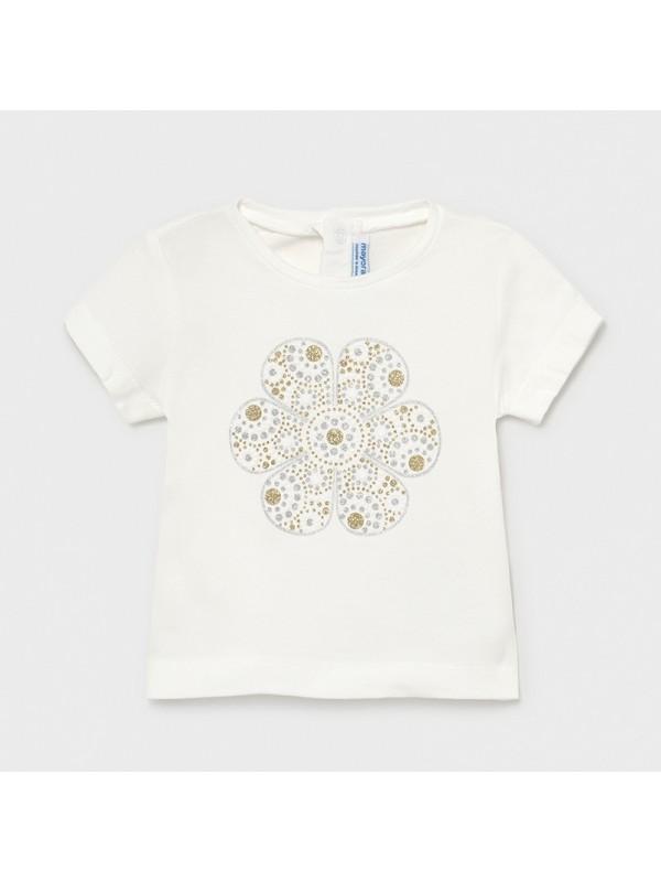 Tricou Ecofriends basic bebe fetita