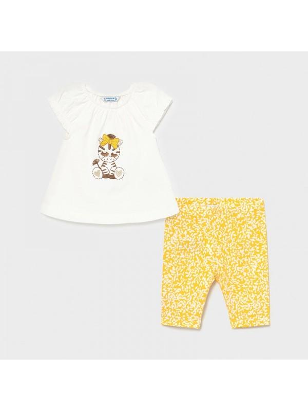 Set leggings bebe fetita