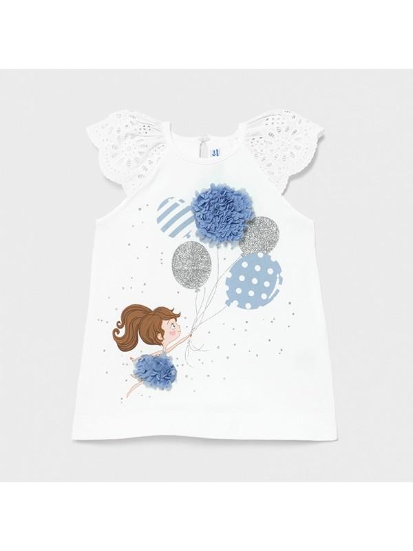 Rochie serigrafie bebe fetita