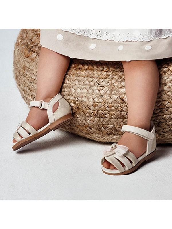 Sandale ceremonie bebe fetita