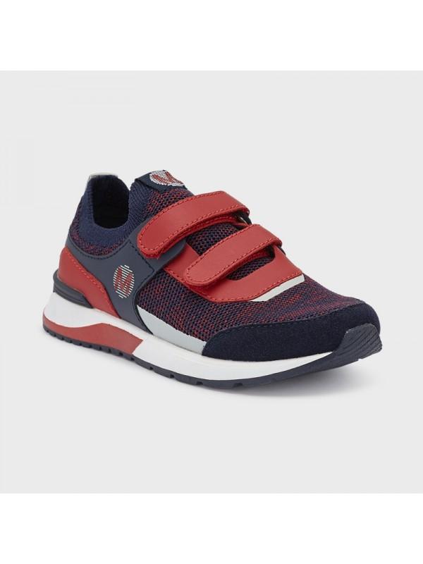 Pantofi sport tricot baiat