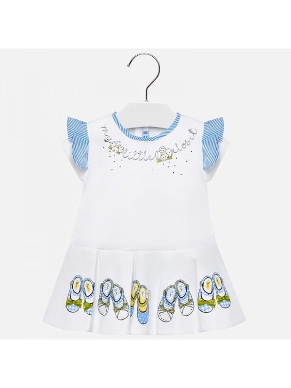 Rochie pantofiori bebe fetita